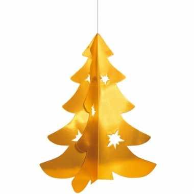 Kerstboom hangdecoratie brandvertragend