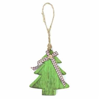 Kerstboom hanger 11 cm