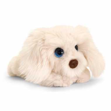 Labradoodle honden knuffeldier 25 cm
