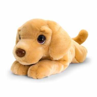Labrador honden knuffeldier groot 47 cm