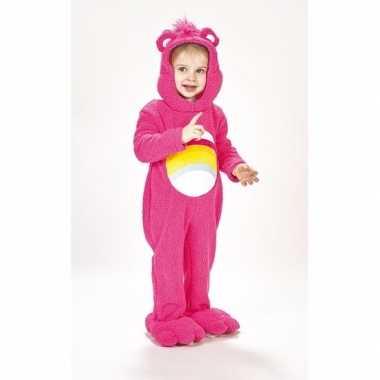 Lachbeertje kostuum voor meisjes