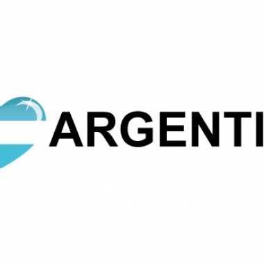 Landen sticker i love argentinie