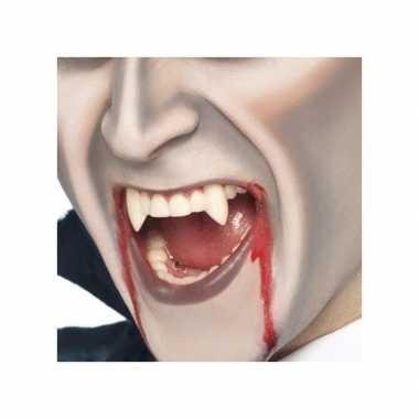 Lange vampieren hoektandjes 2 stuks