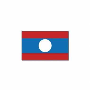 Laotiaanse vlag 90x150 cm