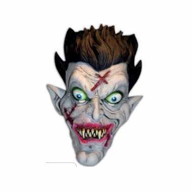 Latex horror masker joker