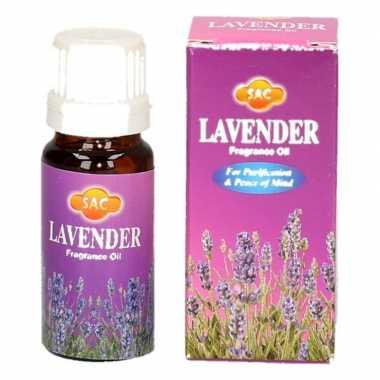 Lavendel geur olie flesje