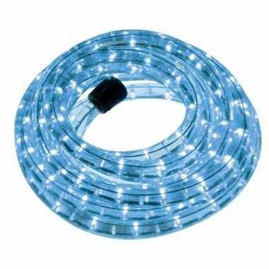 Led buiten lichtsnoer/lichtslang blauw