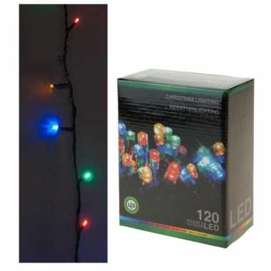 Led verlichting 120 gekleurde lichtjes