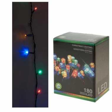 Led verlichting 180 multi lichtjes