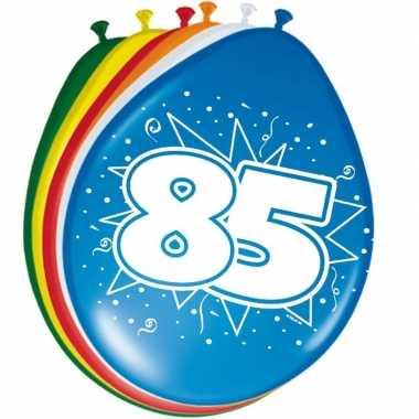 Leeftijd ballonnen 85 jaar 30 cm