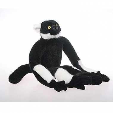 Lemur knuffel aap 60 cm