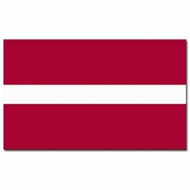 Letse vlag 90x150 cm