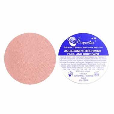 Licht roze huidskleur schmink superstar