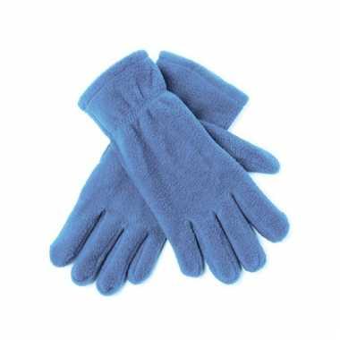 Lichtblauwe handschoenen
