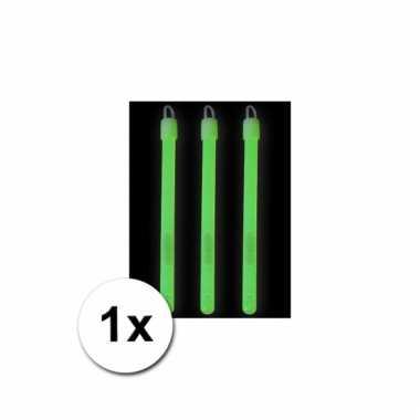 Lichtgevende glowstick groen