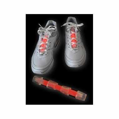 Lichtgevende schoen verlichting rood