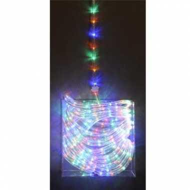 Lichtsnoer met gekleurde led 6 meter