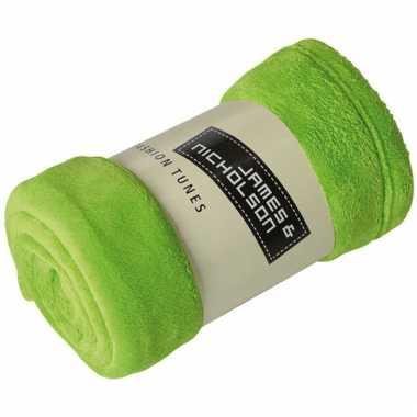 Lime groen speelkleed voor kinderen
