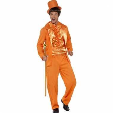 Lloyd smoking oranje voor heren