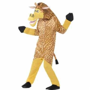 Madagascar giraffe kostuum melman