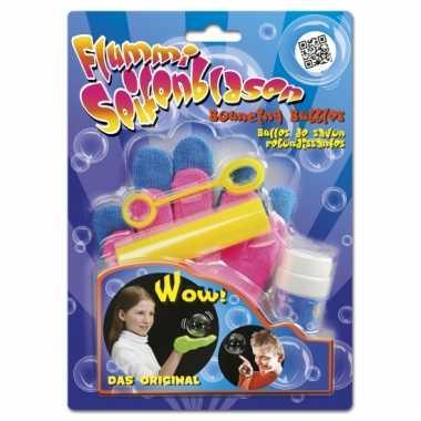 Magische bellenblaas handschoenen