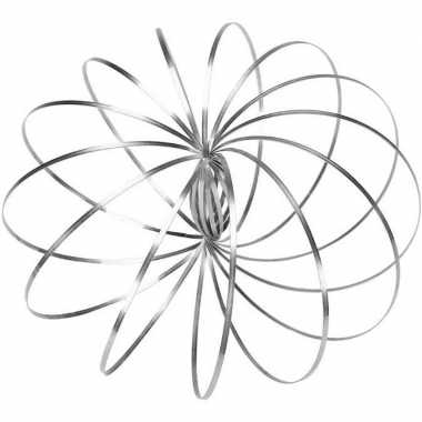 Magische ringen metaal 13 cm