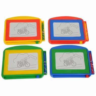 Magneet tekenbord voor kinderen 17 cm