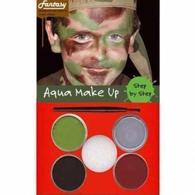 Make-up setje camouflage