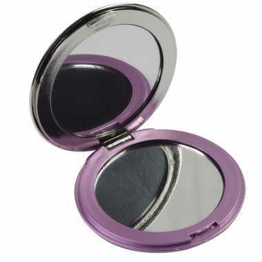 Make up spiegeltje roze