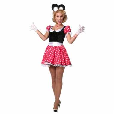 Mamma mouse outfit voor dames