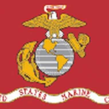 Marinierskorps us marine corps vlag 150 x 90 cm
