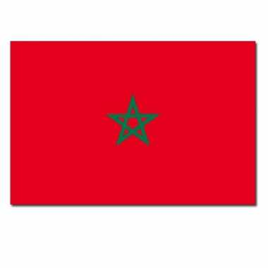 Marokkaanse vlag 90x150