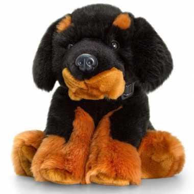Mastiff knuffel pluche 35 cm