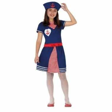 Matroos kostuum voor meisjes