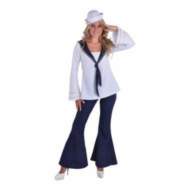 Matrozen kostuum voor dames