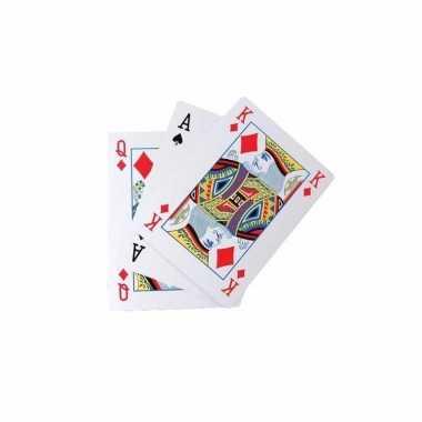 Mega kaartspel a4 formaat