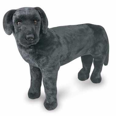 Mega labrador honden knuffel