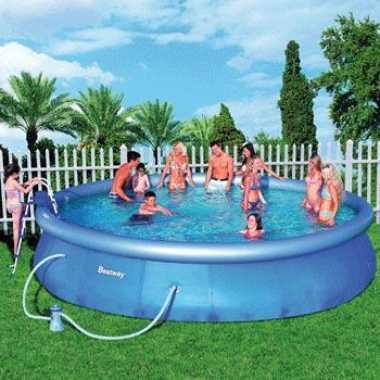 Mega opblaas zwembad 549 cm