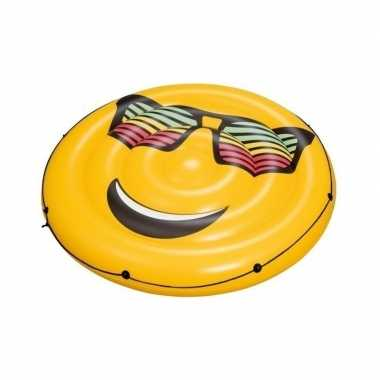 Mega opblaasbare emoticon 188 cm