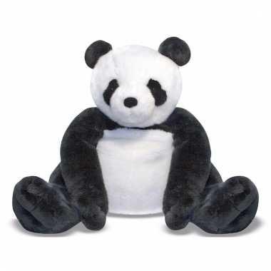 Mega panda knuffel 76 cm