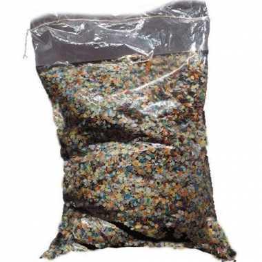 Mega zak confetti ca. 5 kilo