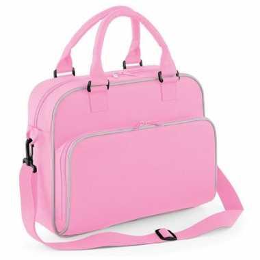 Meisjes tas roze