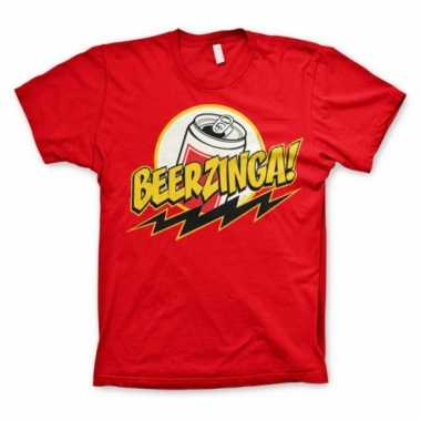 Merchandise beerzinga shirt heren