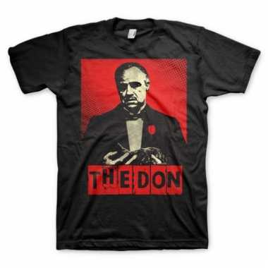 Merchandise godfather the don shirt heren