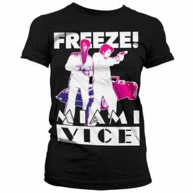 Merchandise miami vice freeze shirt dames