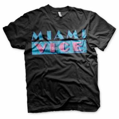Merchandise miami vice shirt heren