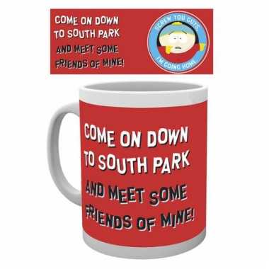 Merchandise mok south park cartman