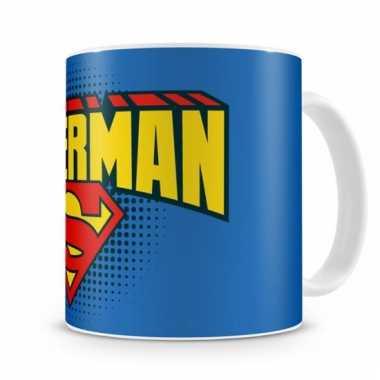 Merchandise mok superman schild