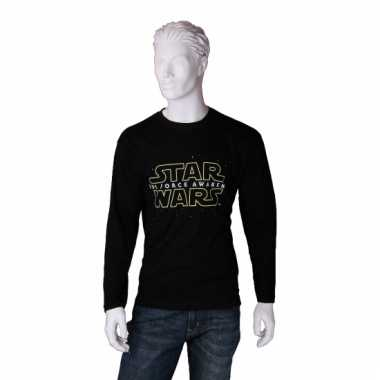 Merchandise star wars ls shirt heren