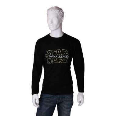 Merchandise star wars ls shirt heren